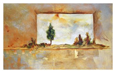 Susan Hayes Painter's Lake I