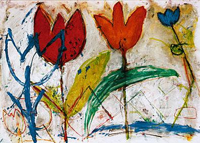 Ursula Meyer Petersen Tulips