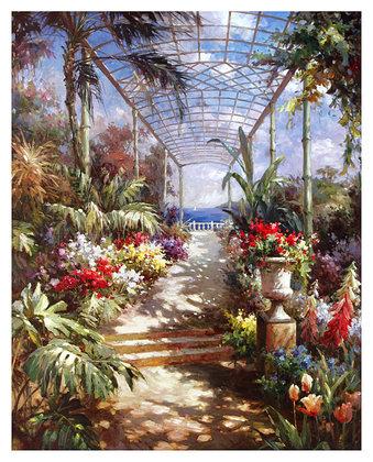 James Reed Tropical Breezeway