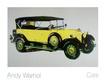 Warhol andy cars mercedes typ 400 bj  1925  gelb l