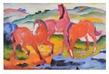 Marc franz die roten pferde 1911 medium