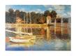 Claude Monet Hafen von Argenteuil