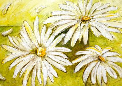 Dagmar Zupan White Petals