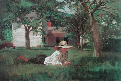 Homer Winslow The Nooning