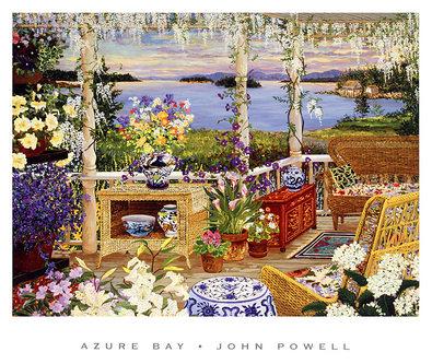 John Powell Azure Bay (klein)
