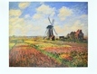 Monet claude tulpen in holland medium