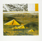 Christo the umbrellas yellow 42679 medium