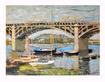 Monet claude seinebruecke von argenteuil medium