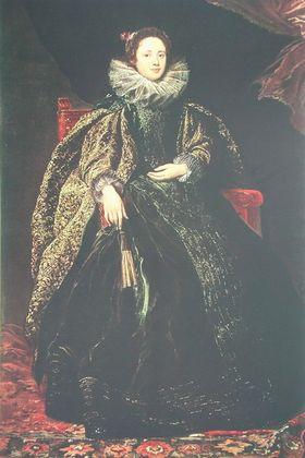 Anthonis van Dyck Bildnis der Marchesa Balbi