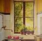 Unbekannt Kueche mit Fenster