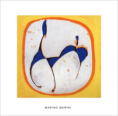 Marino Marini Cavallo