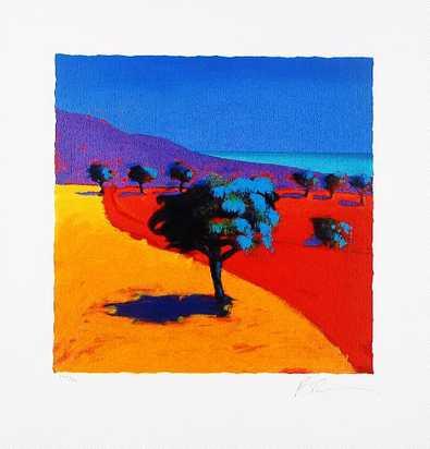 Paul Powis Towards the Coast (2001)