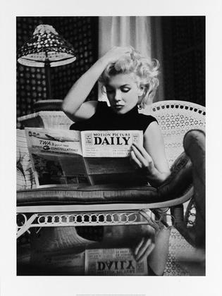 Ed Feingersh Marilyn Monroe Motion Picture