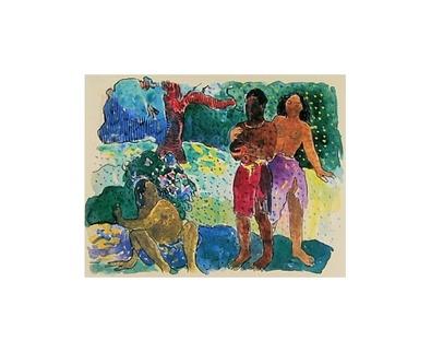 Paul Gauguin Oros Boten