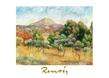 Renoir pierre auguste der berg sainte victore medium