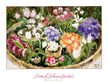 Helen Paul French Flower Basket