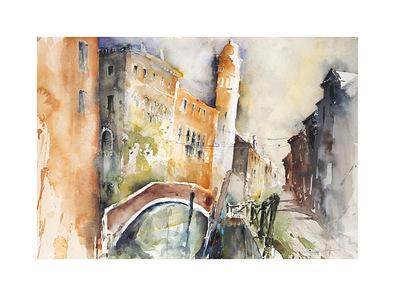E. Hofmann Venedig IV