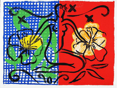 Stefan Szczesny (5) Mustique Flowers