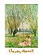 Claude Monet Donna sotto i salici