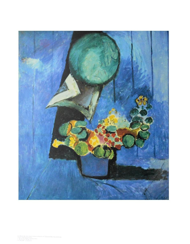 Blauer Akt von Henri Matisse
