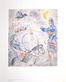 Marc Chagall Grosser grauer Zirkus