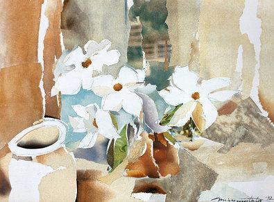 M. Tota Flower Composition