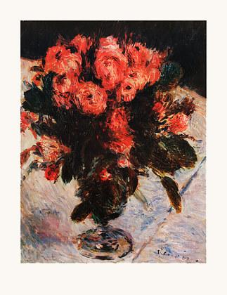 Pierre Auguste Renoir Rosen