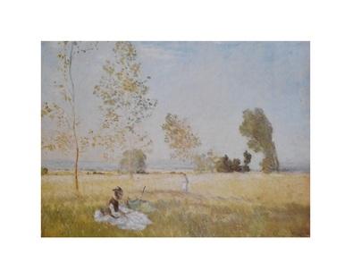 Claude Monet Sommer