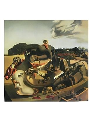 Salvador Dali Cannibalisme de l automne