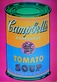 Andy Warhol Campbells Tomato Soup ( gross )