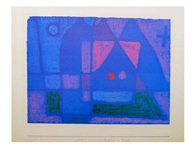 Paul Klee Ein Stuebchen in Venedig