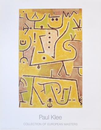 Paul Klee Rote Weste