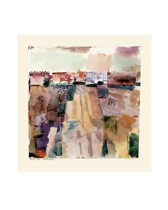 Paul Klee Kairuan, 1914