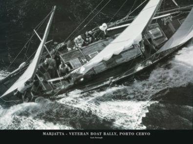 Carlo Borlenghi Marjatta - Veteran Boat Rally