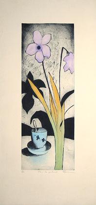Russel Baker Fleur de Printemps (1998)