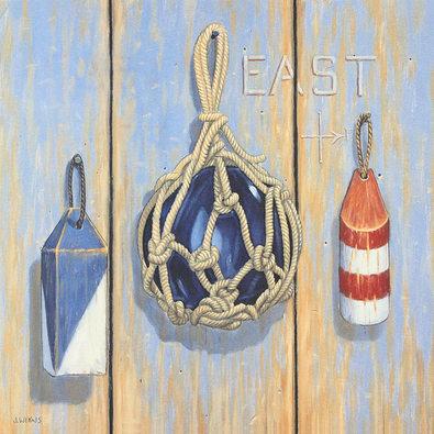 James Wiens East - Osten