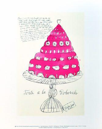 Andy Warhol Wild Raspberries 1959 (pink)