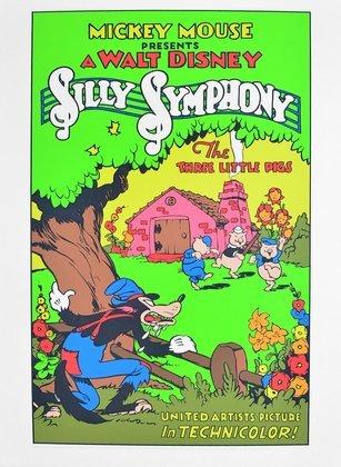 Walt Disney Silly Symphony