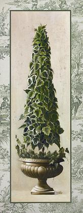 Welby 3er Set 'Topiary & Toile I + II + IV'
