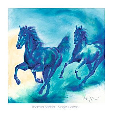 Thomas Aeffner Magic Horses