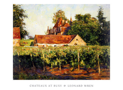 Leonard Wren Chateaux at Buxy