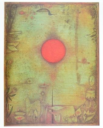 Paul Klee Ad Marginem