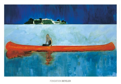 Peter  Doig 100 years ago (Carrera)