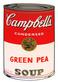 Warhol andy campbells soup green pea l