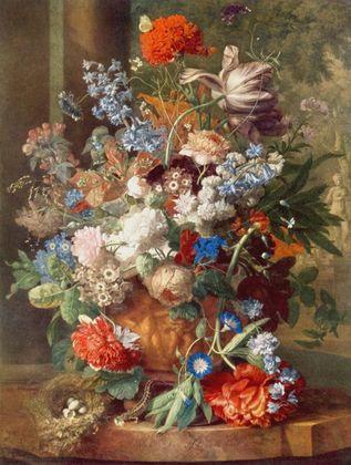 Jan van Huysum Blumen I