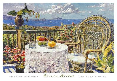 Pierre Bittar Seaside Dejeuner