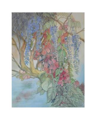 Hildegard Schmidt-Roose Biotop I