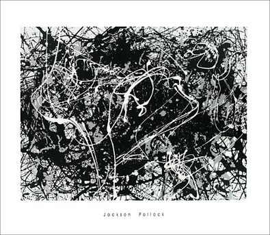 Jackson Pollock Number 33, 1949