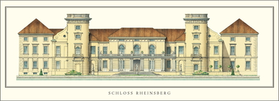 Georg W. von Knobelsdorff Schloss Rheinsberg