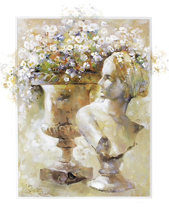 Willem Haenraets Colourful Sculpture